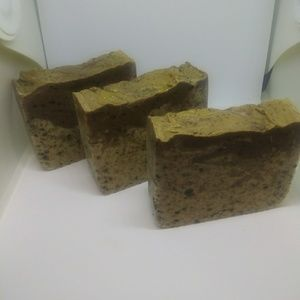 French vanilla coffee soap